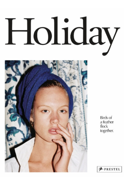 FLOW's Book du Jour: Henrik Purienne |  Purienne Holiday