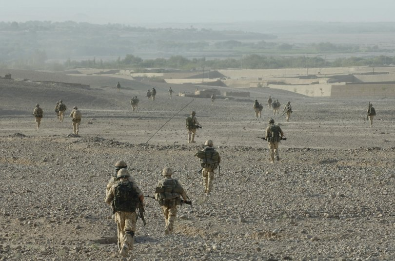FLOW – ON SHOW: Afghanistan: Reflections on Helmand | Imperial War Museum