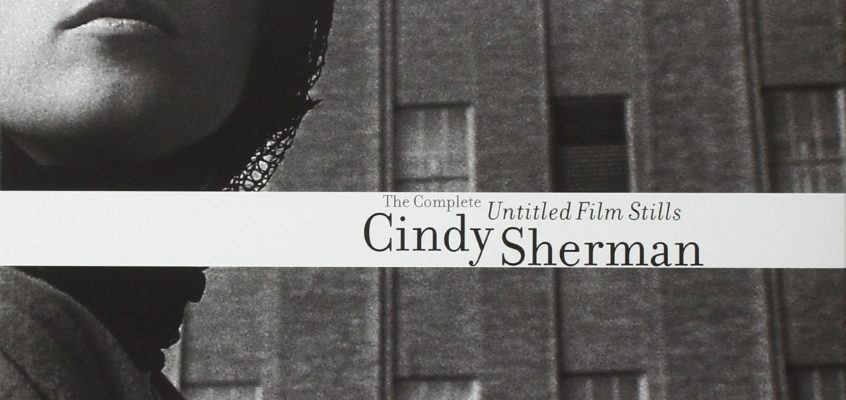 FLOW's Book du Jour: Cindy Sherman | The Complete Untitled Film Stills