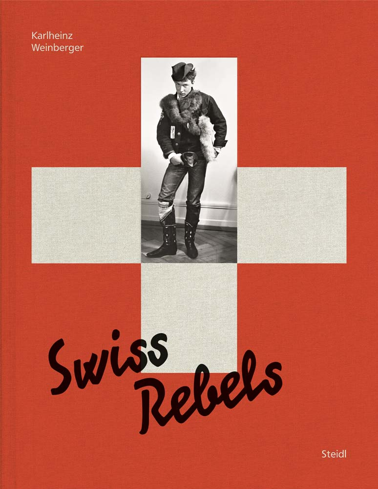 FLOW's Book du Jour: Karlheinz Weinberger | Swiss Rebels