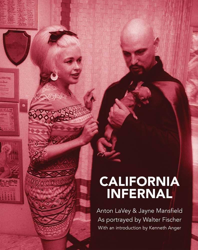 FLOW's Book du Jour: California Infernal | Anton LaVey & Jayne Mansfield