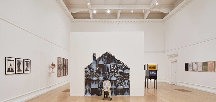 FLOW – ON SHOW: The Place Is Here   South London Gallery
