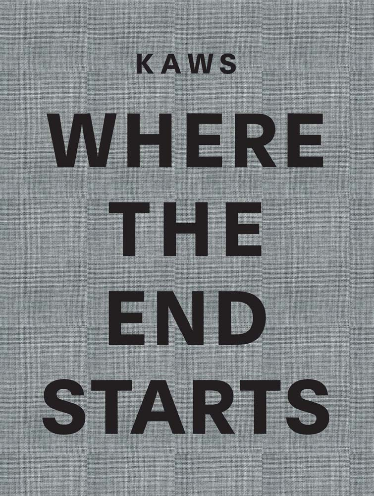 FLOW's Book du Jour: KAWS: Where the End Starts