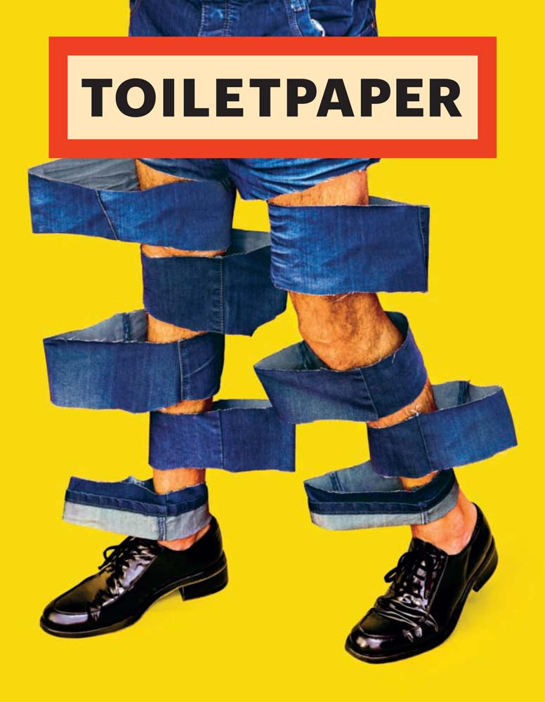 FLOW's Book du Jour: Toiletpaper Magazine | Issue 14