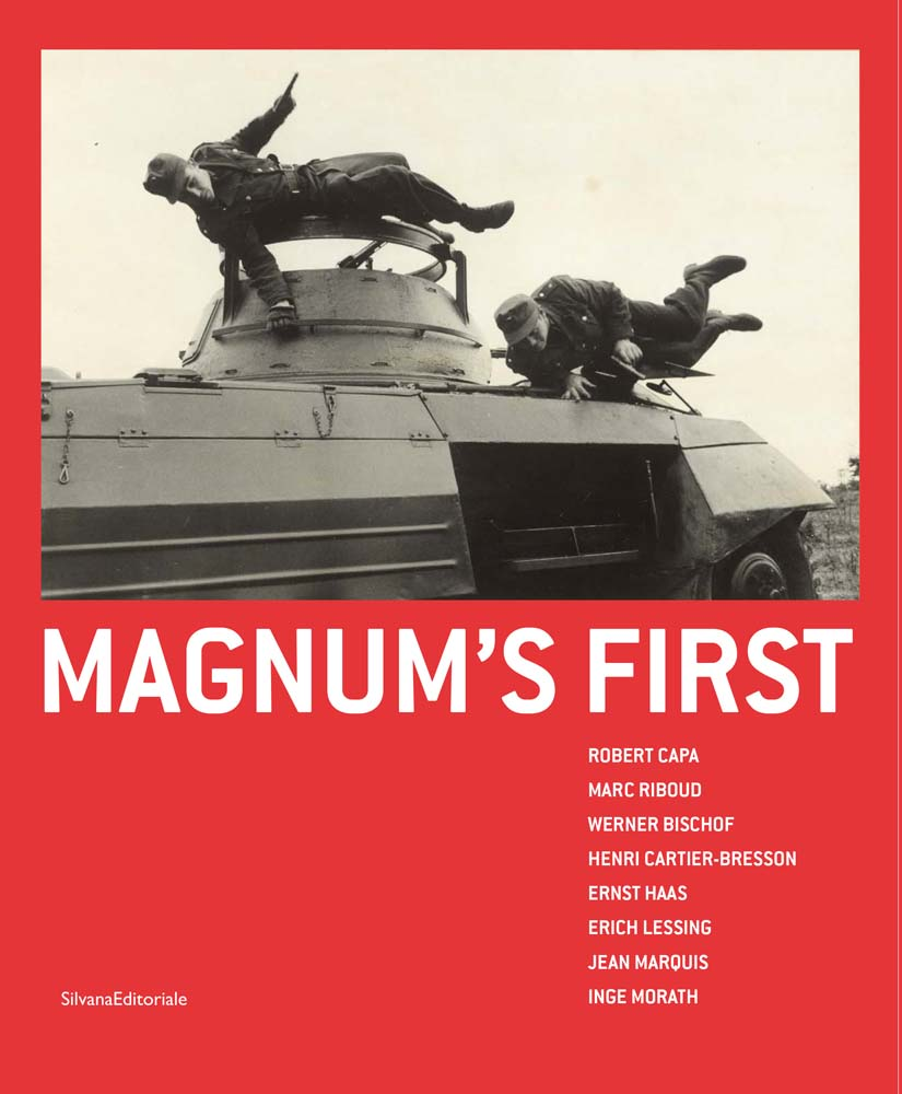 FLOW's Book du Jour: Magnum's First