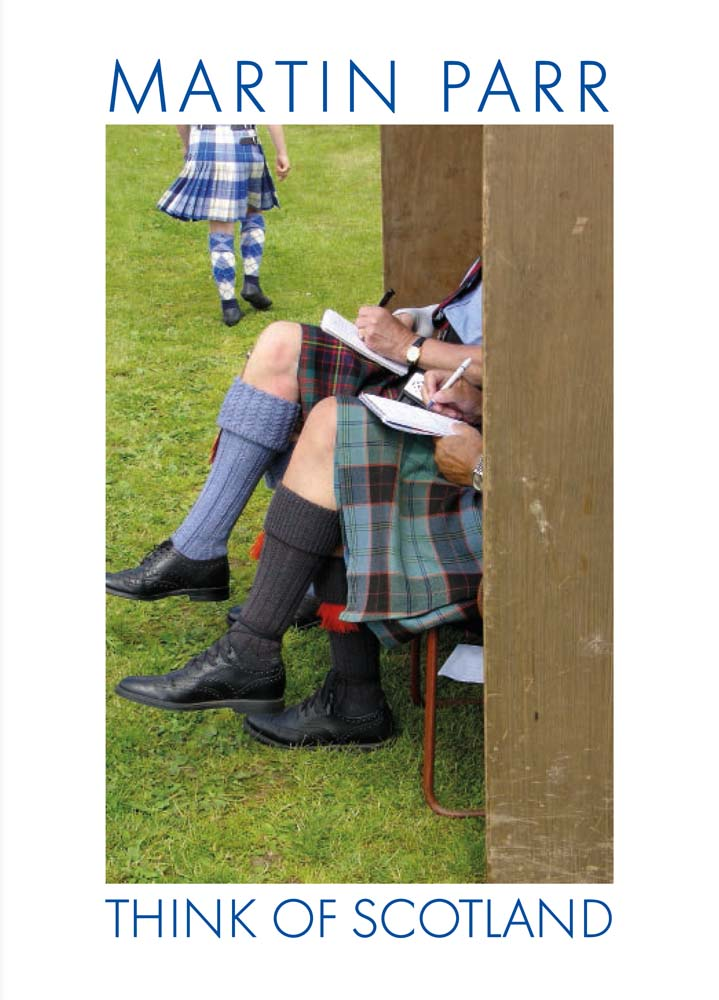 FLOW's Book du Jour: Martin Parr | Think of Scotland
