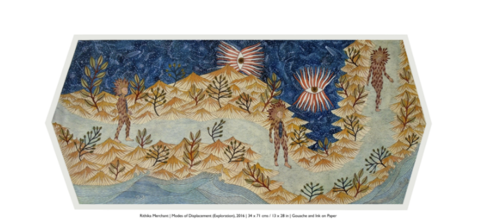 FLOW – ON SHOW: This Burning Land Belongs To You | Swiss Cottage Gallery