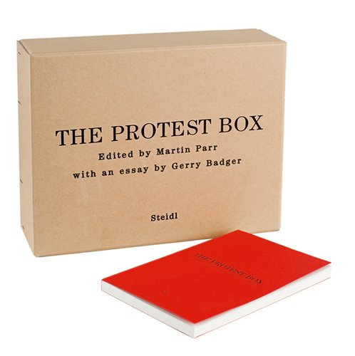 FLOW's Book du Jour: The Protest Box | Edited by Martin Parr