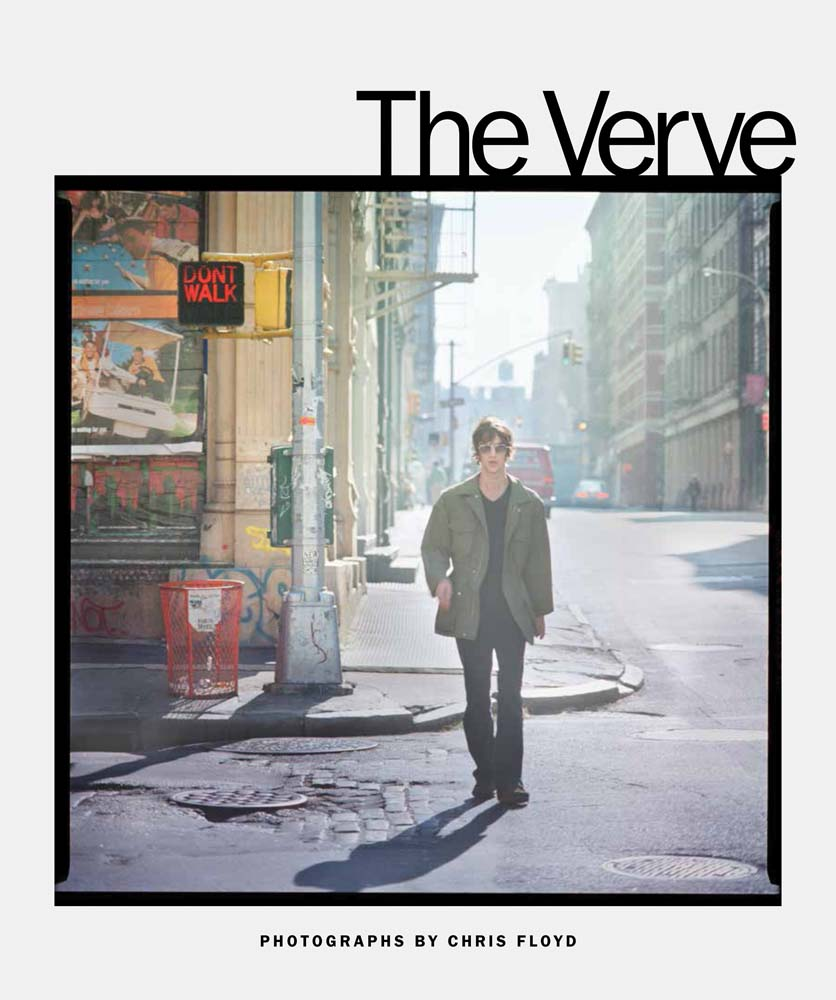 FLOW's Book du Jour: The Verve | Photographs by Chris Floyd