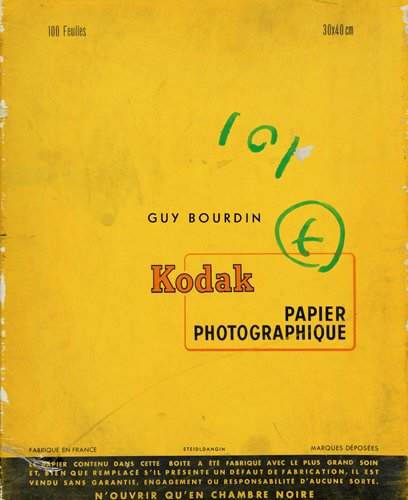FLOW's Book du Jour: Guy Bourdin | Untouched